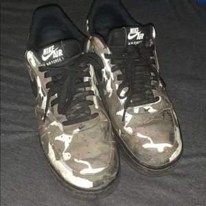 3M camo Air force 1